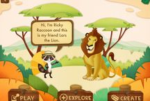 Animals Apps for Kids / Apps about animals for Kids -Learn about animals in a fun way with these amazing learning apps about animals