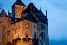 hrady / castles