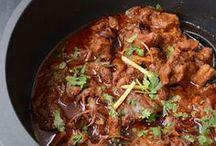 Indisch/pakistanische Küche