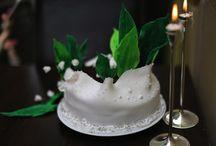 Alexandra / Artistic cakes