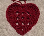 Peyton Heart Project / A collection of free crochet patterns that I'm using to make my hearts for #peytonheartproject