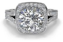 A wedding ring