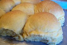 Breads, Rolls, Biscuits, Muffins, etc. / by Christina Thornton