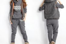 Casual/Sports Clothing