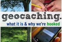geocaching / by Stephanie Mahonsky