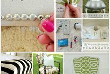 Furniture Makeovers / Fun before and after furniture and room style makeovers you can do yourself