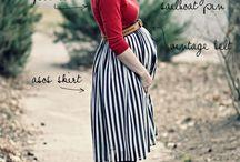 DIY Maternity + Nursing Fashion / DIY maternity and nursing fashion to make your pregnancy a little bit easier :)