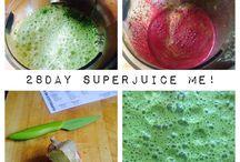 SuperJuiceMe! / My 28 days of living on Juice!