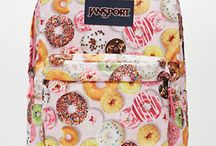This is a really cool bag I just wanna eat it / Follow me my name is summah