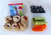 Pre-School Lunch Ideas / by Toni Ussary
