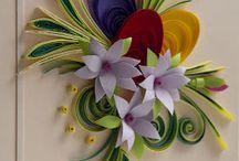 Filigraan / Papier kunst