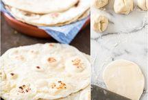 Bread - Recipes free from dairy, gluten, sugar, yeast & egg