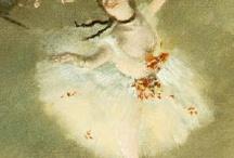 Edgar Degas / Bailarinas y otros :)