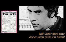 1975 Rolf-Dieter Brinkmann