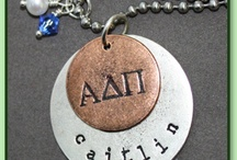 ADPi We Honor Thee <> / by Stephanie Schultz