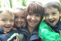 Forest School / Learning adventures in nature and activities that can be done in the outdoors
