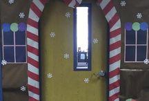 Doors decorations