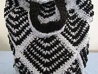 Crafts ~Crochet::Bags/Totes / by Shannon from Coping Via Creativity