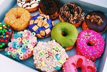 ~ DONUTS ~  / beautiful and delicious donuts!