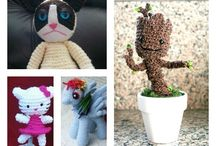 Free Amigurumi Crochet Patterns / Amigurumi Patterns to crochet for kids and adults. Create cute crochet gifts for yourself or others using any one of these free amigurumi patterns! / by AllFreeCrochet
