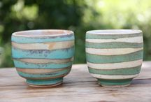 Fired Earth / Beautiful pots, plates, cups, vases and all things fired.