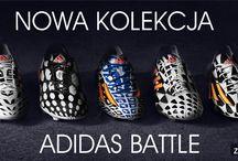 Nowa kolekcja Adidas Battle Pack. / Podobają się?  Zobacz: http://yesfootball.pl/search.php?text=battle