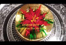 Gelatina Floral/ Artistic Gelatine