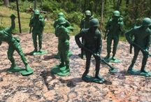 Paper Dolls, Paper Models and Plastic Soldiers