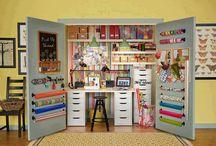Craft Room / by Kate Thorley