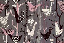 fabrics/wallpapers
