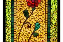 Glass Art and Mosaic