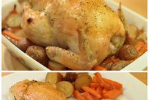 Recipes / Various Entrees, Appetizers, Soups and Desserts on www.thehandyhomemaker.com
