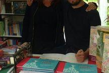 Autores e ilustradores / Bonitos y bonitas que trabajan con nosotras