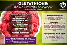 Antioxidants and Glutathione / by Shari Power
