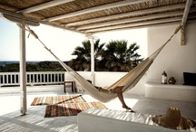 Seaside style / All about style by the sea, houses, Living spaces, bedroom etc...