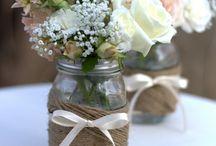 Jars / by Mary Jane Valentine