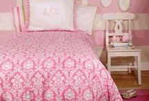 Girl Bedding / by April Cowart