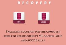 MS Access files recovery