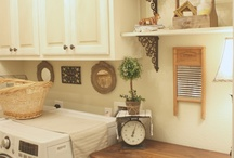 Laundry Room / by Amy Parkman-Sweet