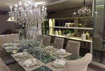 nova sala de jantar