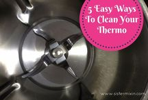 cleaning thermomix