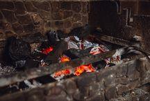 Блюда на открытом огне / В нашем меню широкий выбор блюд приготовленных  на открытом огне