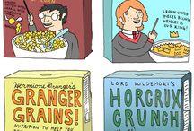 Harry Potter posts