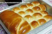 pães e doce