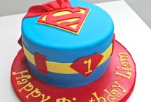 Alessandro's Superman 4th Birthday