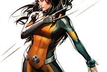 Wolverine , Daken , X-23