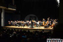 5º Feimep / 20 a 26 de julho de 2014. No Festival Internacional de Música Erudita de Piracicaba cerca de 200 alunos estudaram e se apresentaram com professores de 14 países, como Estados Unidos, Canadá e Suíça.  www.feimep.com.br