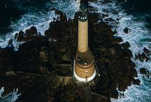 Phare Roches-Douvres Bretagne