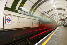London Underground / Photos and facts/info about the London Underground
