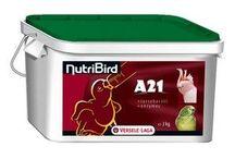 Hand Rearing Bird Food